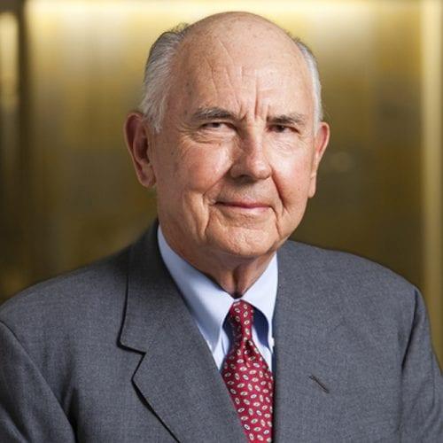 A. James Clark ( 1927 - 2015 )