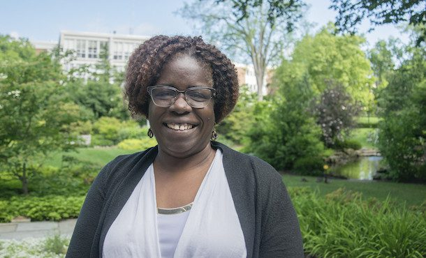 Tonya Peeples, associate dean for equity and inclusion and professor of chemical engineering in Penn State's College of Engineering