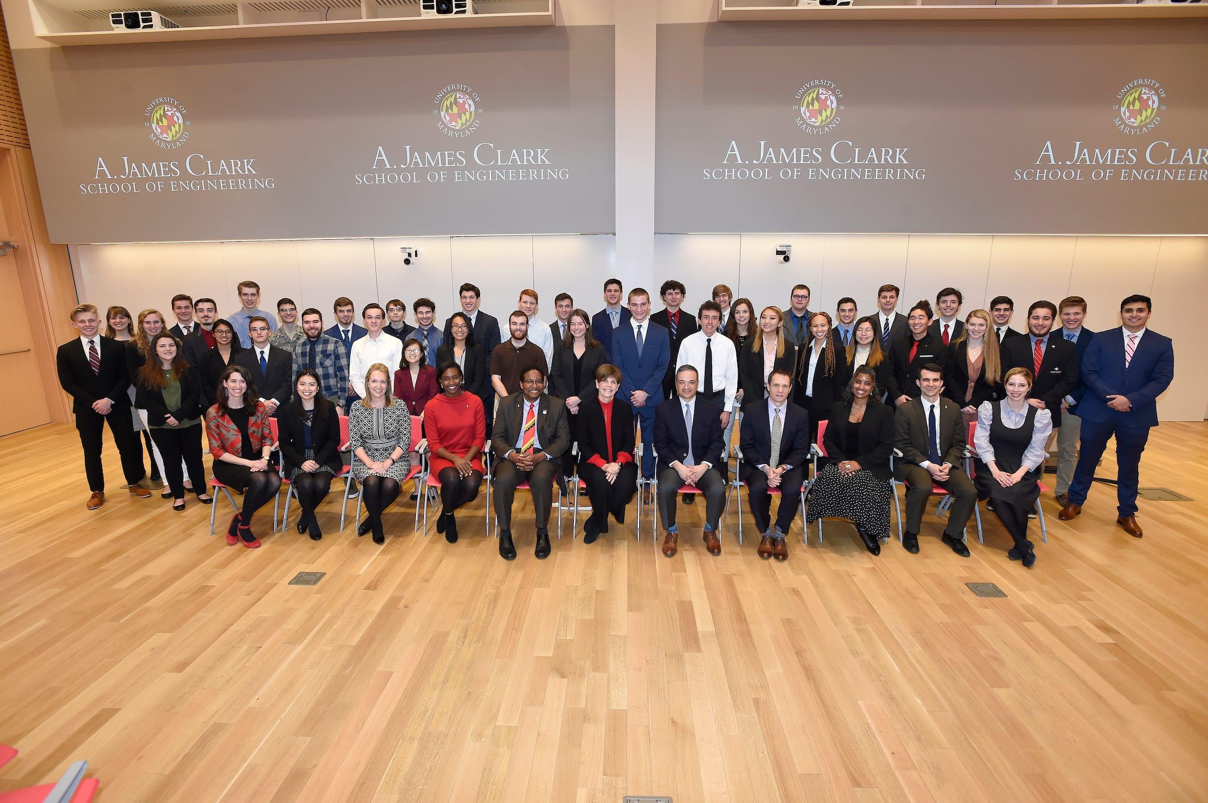 Clark Scholars at the University of Maryland
