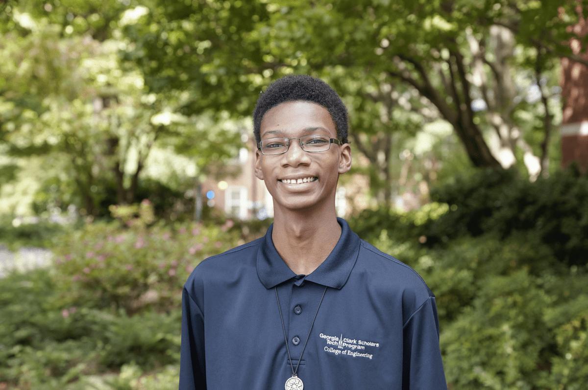 Georgia Tech Clark Scholar, Vincent Bell