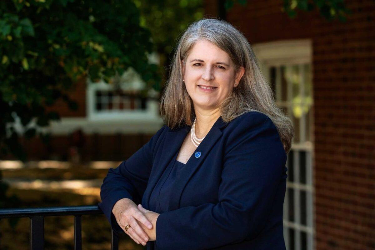 Jennifer L. West, UVA Dean of Engineering